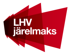 LHV badge